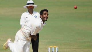 रणजी ट्रॉफी 2018-19, राउंड 3: हरियाणा ने गोवा को 143 रन से हराया