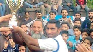 PDP feels nothing wrong in promoting cricket in Kashmir by glorfying militants