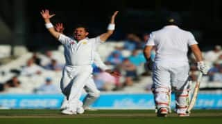Day 3 report: Yasir Shah's 3-for puts Pakistan in command against England