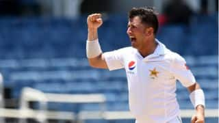 Pakistan vs West Indies, 1st Test, Day 5 lunch: Pakistan lose openers in pursuit of 32 after Yasir Shah takes 6-for
