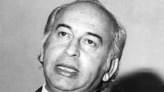 Zulfikar Ali Bhutto was passionate about cricket