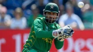 Sarfaraz Ahmed: We made it tough for ourselves by dropping catches