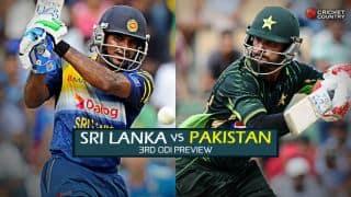 Sri Lanka vs Pakistan, 3rd ODI at Colombo: Preview