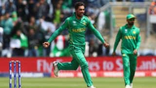 ICC Champions Trophy 2017, Pakistan vs Sri Lanka, Match 12 at Cardiff: Pak's fiery pace, Sarfraz Ahmed's 61 and other highlights