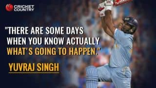 Yuvraj Singh reveals what inspired him to hit Stuart Broad for 6 sixes