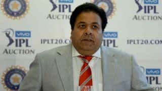 IPL 2016: Kanpur & Raipur may host IPL 9 games slated earlier in Maharashtra, says Rajeev Shukla