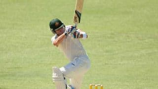 Ashes 2013-14 3rd Test, Day 1 Live Cricket Score: Four fifties in a row for Brad Haddin