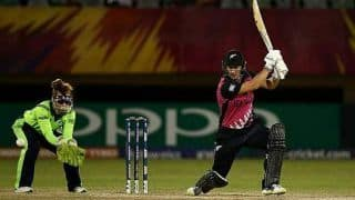 Women's World T20: Kasperek, Devine hand New Zealand consolation win