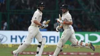 India vs New Zealand, 1st Test, Day 2: Fortune favours the Kiwis