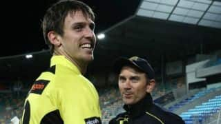 Justin Langer believes
