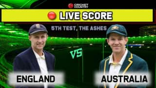 England vs Australia, ENG vs AUS 5th Test, Day 3 Ashes 2019 LIVE streaming: England extend lead to 382
