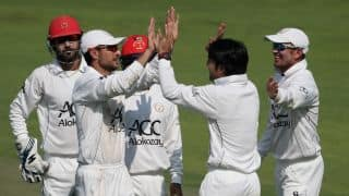 India-Afghanistan Test likely be held in Bengaluru