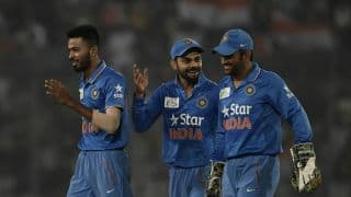 Virat Kohli, MS Dhoni are my role models: Hardik Pandya