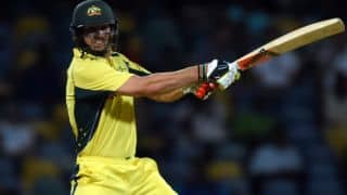 Marsh completes 1000 runs in ODI cricket