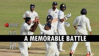 Kumar Sangakkara vs Ravichandran Ashwin: The final four dismissals of the legend's career