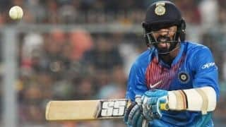 Abhishek Nayar says Dinesh Karthik can open and can play at number 4 for team India in World Cup