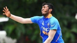 Vijay Hazare Trophy: India U19 hero Atharva Ankolekar included in Mumbai squad