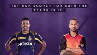 IPL 2018: KKR vs SRH — interesting facts