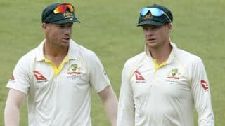 Cricket Australia upholds bans on Steven Smith, David Warner and Cameron Bancroft