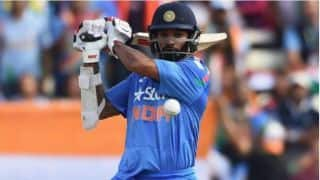 ICC Cricket World Cup 2019: Shikhar Dhawan ruled out of World Cup 2019
