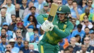 2nd ODI: Rabada, Quinton de Kock star as South Africa beat Sri Lanka by 113 runs