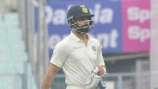 Virat Kohli wears his pride on his sleeve, says R Sridhar