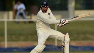 Saurashtra wicketkeeper-batsman Sheldon Jackson voices discontent at BCCI for lack of transparency during selection