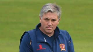 Chris Silverwood of Essex set to become England bowling coach