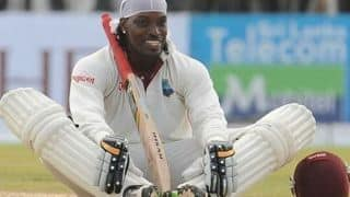 chris gayle consider test cricket above other formats, it gives him mental strength