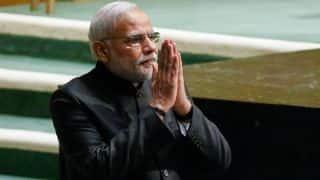 Narendra Modi, Pranab Mukherjee laud India's brave showing in World Cup