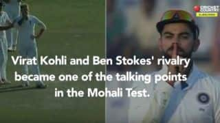 Virat Kohli opens up on his rivalry with Ben Stokes