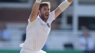 Liam Plunkett happy with his contribution