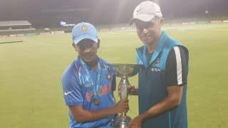 Rahul Dravid: India Under-19 did not play their No.1 game to win World Cup final