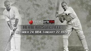 Herbert Sutcliffe: 15 interesting facts about the English batting genius