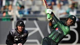 Zaman stars in Pakistan's 3rd T20I win vs New Zealand