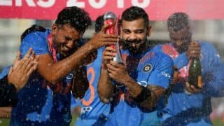 England vs India, 3rd T20I: In pictures