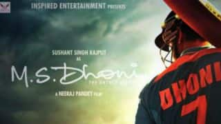 MS Dhoni: The Untold Story not to be released in PAK