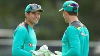 Ricky Ponting wants Alex Carey as Australia wicketkeeper & Stand in Captain at ICC World Cup 2019