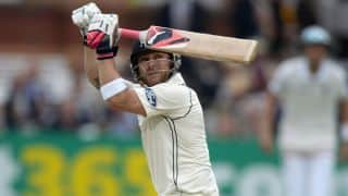 Brendon McCullum vows New Zealand would continue aggressive approach against England