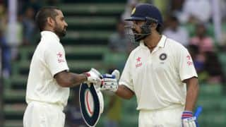 Vijay's inconsistency not different to Dhawan's