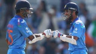 India vs Sri Lanka: Shikhar Dhawan in doubt for Dharamsala ODI