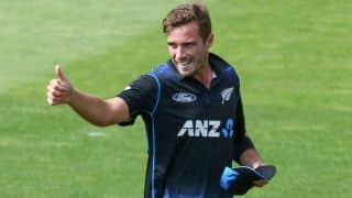 New Zealand vs England, ICC Cricket World Cup 2015 Pool A Match 9 at Wellington: Tim Southee takes 3rd wicket