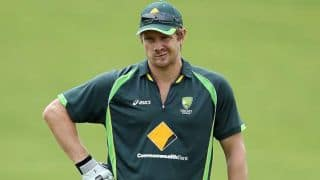 Australia hope for Shane Watson's return against South Africa for 3rd Test