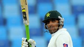 Misbah-ul-Haq: Looking forward to playing Tests in England