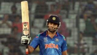 Rohit Sharma unlikely to play before ICC World Cup 2015 qualifiers