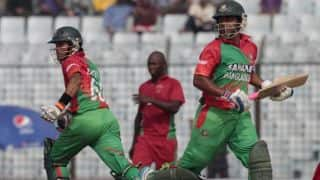 Bangladesh vs Zimbabwe 3rd ODI at Dhaka: Live scorecard