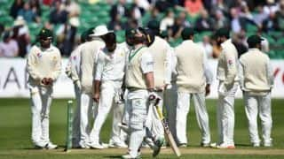 PAK vs IRE Test: Debutant hosts fight back after following on