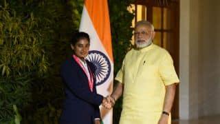 PM Modi describes meeting with Mithali Raj and Co. as 'great feeling' in Mann Ki Baat