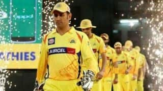 Indian T20 League: Chennai's full group stage schedule