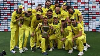 Australia will go to World Cup with a lot of confidence: Aaron Finch